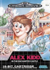Cover Alex Kidd in the Enchanted Castle