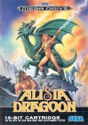 Cover Alisia Dragoon