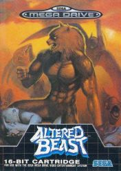 Cover Altered Beast (Mega Drive)