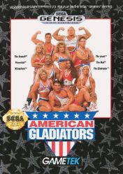 Cover American Gladiators