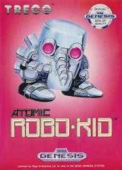 Cover Atomic Robo-Kid