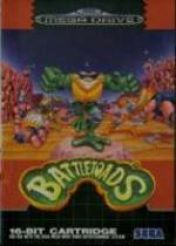 Cover Battletoads (Mega Drive)