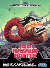 Cover Bio-Hazard Battle