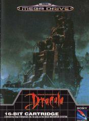 Cover Bram Stoker's Dracula (Mega Drive)