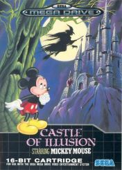 Cover Castle of Illusion
