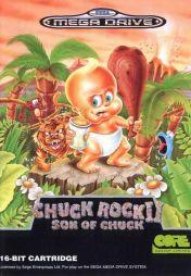 Cover Chuck Rock II: Son of Chuck
