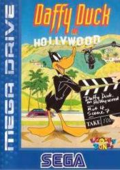 Cover Daffy Duck in Hollywood