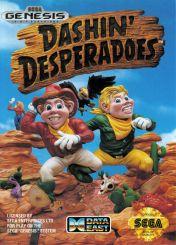 Cover Dashin' Desperadoes