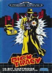 Cover Dick Tracy