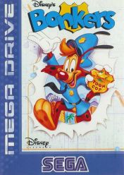 Cover Disney's Bonkers