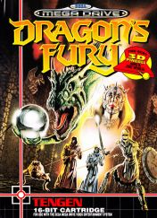 Cover Dragon's Fury