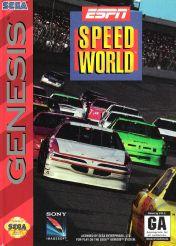 Cover ESPN Speed World