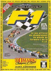 Cover F1 World Championship