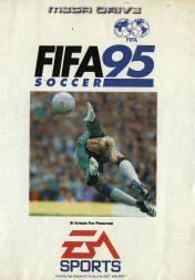 Cover FIFA Soccer '95