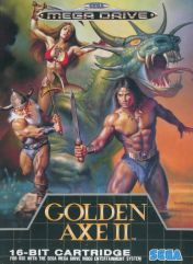 Cover Golden Axe II