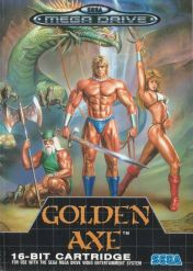 Cover Golden Axe