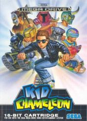 Cover Kid Chameleon