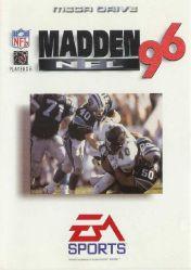 Cover Madden NFL 96