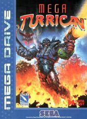 Cover Mega Turrican