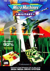 Cover Micro Machines Military