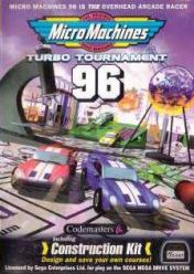 Cover Micro Machines Turbo Tournament 96