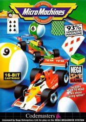Cover Micro Machines