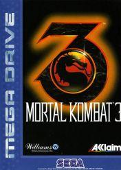Cover Mortal Kombat 3