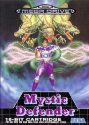 Cover Mystic Defender