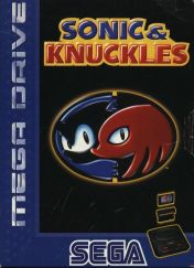 Cover Sonic & Knuckles
