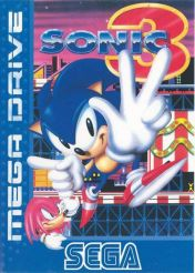Cover Sonic the Hedgehog 3