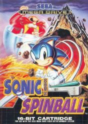 Cover Sonic the Hedgehog Spinball