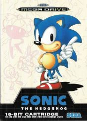 Cover Sonic the Hedgehog