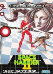 Cover Space Harrier II
