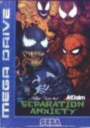 Cover Spider-Man & Venom: Separation Anxiety