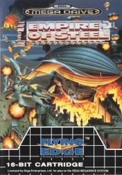 Cover Steel Empire