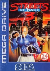 Cover Streets of Rage 3 (Mega Drive)