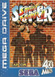 Cover Super Street Fighter II