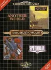 Cover Telstar Double Value Games: Another World / Speedball 2