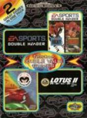 Cover Telstar Double Value Games: EA Sports Double Header / Lotus II: R.E.C.S.
