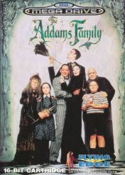 Cover The Addams Family