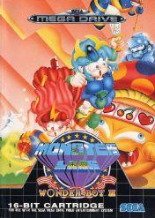 Cover Wonder Boy III: Monster Lair