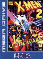 Cover X-Men 2: Clone Wars