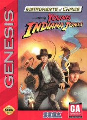 Cover Young Indiana Jones