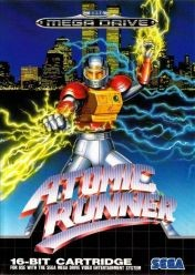 Cover Atomic Runner Chelnov