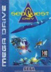Cover seaQuest DSV