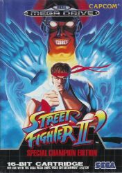 Cover Street Fighter II: Special Champion Edition
