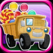 Cover #1 Offroad Candy Truck Delivery