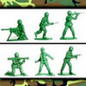 Cover *Army Men*