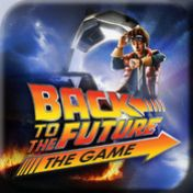 Cover Back to the Future: The Game