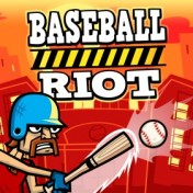 Cover Baseball Riot (iOS)